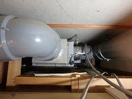 暖冷工業換気扇