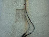 電気メーター板交換