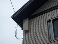新築アンテナ工事