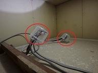 換気扇電気工事
