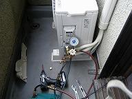 エアコン設置工事 守谷市