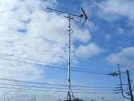 守谷市アンテナ工事