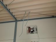 プレハブ電気配線