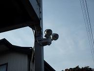 アパートセンサーライト工事
