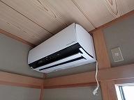 日立エアコン設置工事