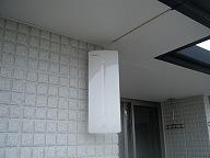 茨城県平面アンテナ工事