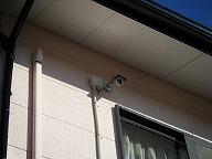 つくば市防犯カメラ工事